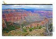Point Imperial 8803 Feet On North Rim Of Grand Canyon National Park-arizona   Carry-all Pouch