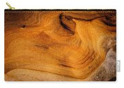 Point Lobos Abstract 10 Carry-all Pouch