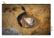 Point Lobos Abstract 11 Carry-all Pouch