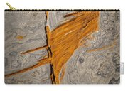 Point Lobos Abstract 13 Carry-all Pouch