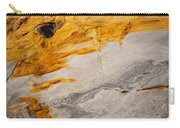 Point Lobos Abstract 14 Carry-all Pouch