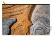 Point Lobos Abstract 5 Carry-all Pouch