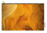 Point Lobos Abstract 6 Carry-all Pouch