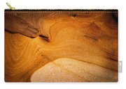 Point Lobos Abstract 8 Carry-all Pouch