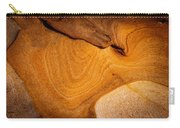 Point Lobos Abstract 9 Carry-all Pouch