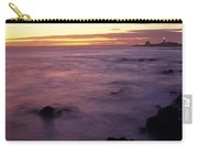 Point Piedras Blancas Lighthouse Carry-all Pouch