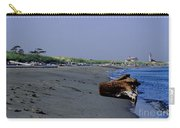 Point Wilson Lighthouse And Beach Carry-all Pouch
