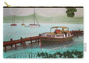 Pointe-a-pitre Martinique Across From Fort Du France Carry-all Pouch