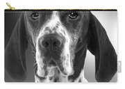 Pointer Dog Carry-all Pouch