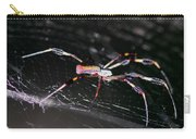Points Of Contact - Spider - Orb Weaver Carry-all Pouch