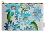Pointy Petals Carry-all Pouch