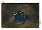 Poisonous Frog 02 Carry-all Pouch