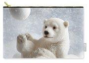 Polar Bear Decoration Carry-all Pouch