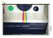 Polaroid Camera.  Carry-all Pouch
