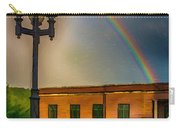 Police At The End Of The Rainbow Carry-all Pouch