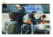 Police - Motorcycle Cop Carry-all Pouch