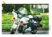 Police - Police Motorcycle Carry-all Pouch