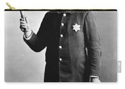 Policeman, 1891 Carry-all Pouch