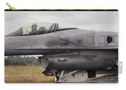 Polish Air Force F-16c Block 52 Jet Carry-all Pouch