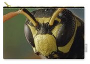 Polistes Dominula 41 Carry-all Pouch