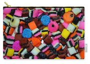 Polka Dot Colorful Candy Carry-all Pouch