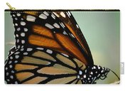 Polka Dots And Wings Carry-all Pouch