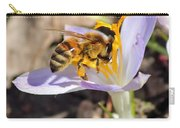 Pollinated Carry-all Pouch