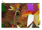 Pollination By Jammer Carry-all Pouch