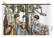 Pollution Cartoon, 1866 Carry-all Pouch