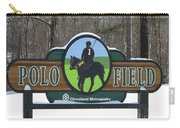 Polo Field Carry-all Pouch