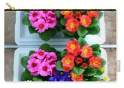 Polyanthus Primroses Carry-all Pouch