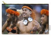 Polynesian Dancers Carry-all Pouch by Jason O Watson