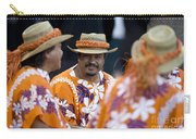 Polynesian Musicians Carry-all Pouch