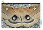 Polyphemus Moth  Carry-all Pouch