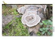Polypores And Moss Carry-all Pouch