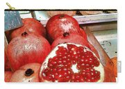 Pomegranates In Open Market Carry-all Pouch