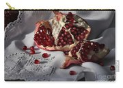 Pomegranate  Seed Carry-all Pouch