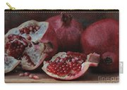 Pomegranate Seeds Carry-all Pouch