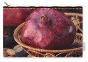 Pomegranates And Almonds Carry-all Pouch