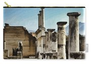 Pompei Ruins Carry-all Pouch