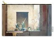 Pompeii Courtyard Carry-all Pouch