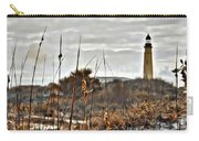 Ponce Inlet Lighthouse From The Dunes Carry-all Pouch