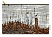 Ponce Inlet Lighthouse In Sea Grass Carry-all Pouch