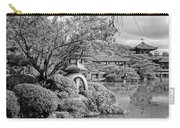 Pond At Heian Shrine - Kyoto Carry-all Pouch