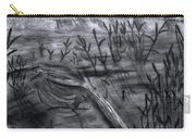 Pond Down The Road Carry-all Pouch