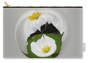Pond Flower Orb Carry-all Pouch