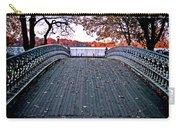 Pond Footbridge Carry-all Pouch