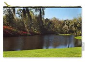 Pond In A Garden, Middleton Place Carry-all Pouch