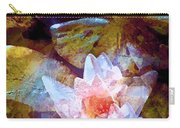 Pond Lily 26 Carry-all Pouch