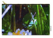Pond Lily 28 Carry-all Pouch